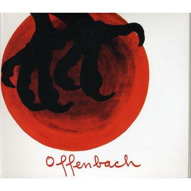 Offenbach TABARNAC CD