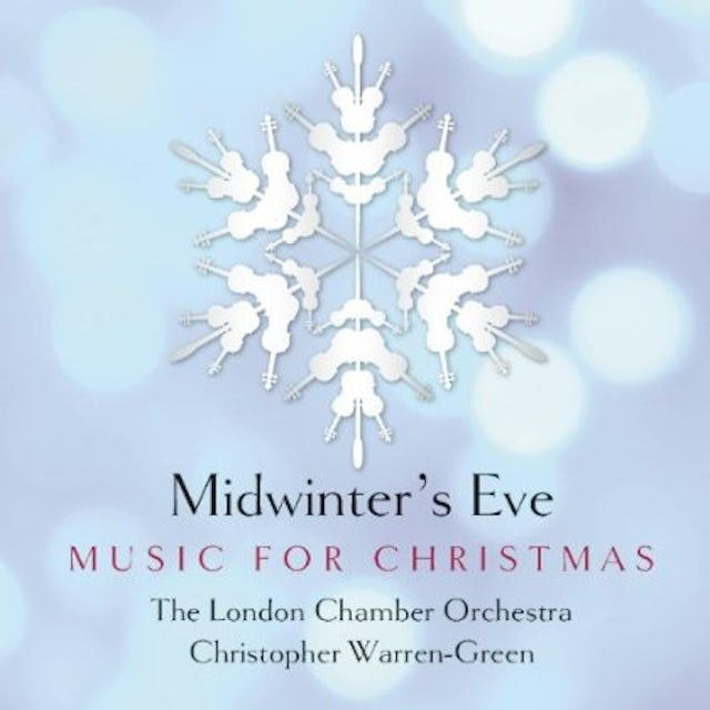 London Chamber Orchestra MIDWINTER'S EVE: MUSIC FOR CHRISTMAS CD