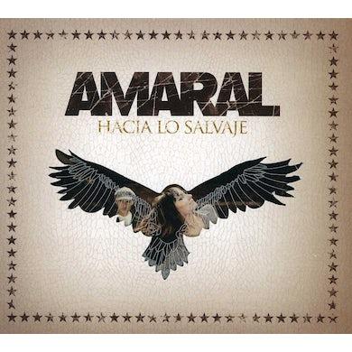 Amaral HACIA LO SALVAJE CD