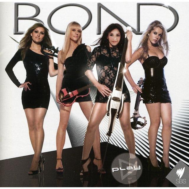 Bond PLAY CD