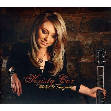 Kristy Cox MILES & TIMEZONES CD