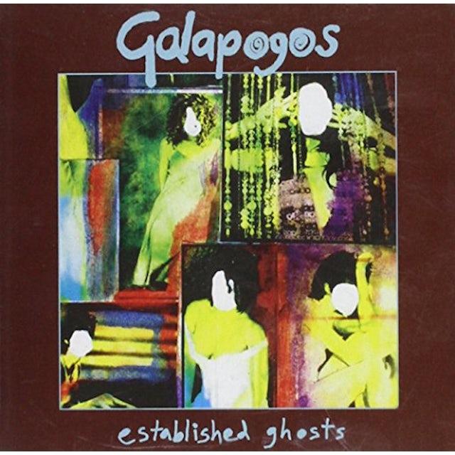 Galapagos ESTABLISHED GHOSTS CD