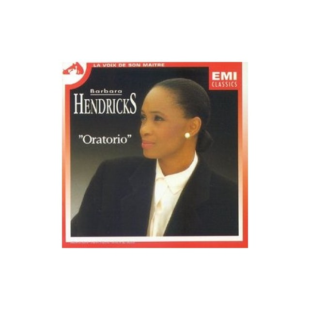 Barbara Hendricks ORATORIO CD