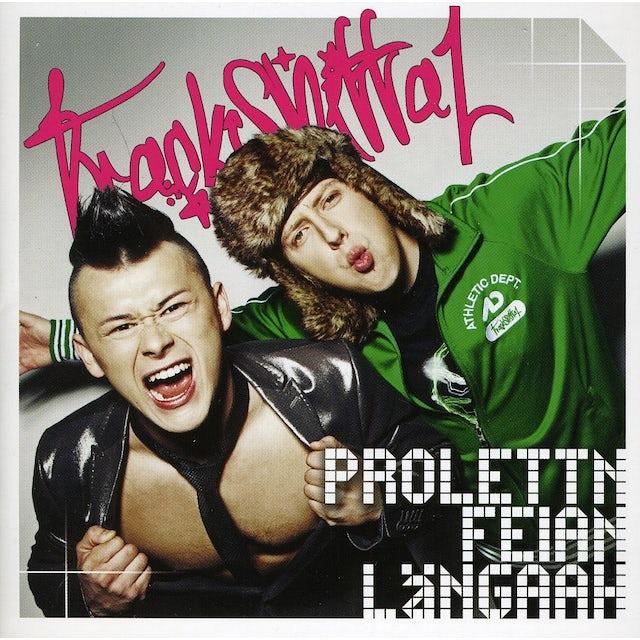 Trackshittaz PROLETEN FEIERN LANGER CD