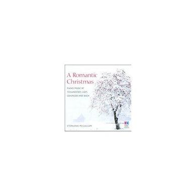 Stephanie McCallum ROMANTIC CHRISTMAS A CD