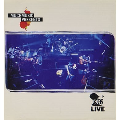MUCHMUSIC PRESENTS K-OS LIVE CD