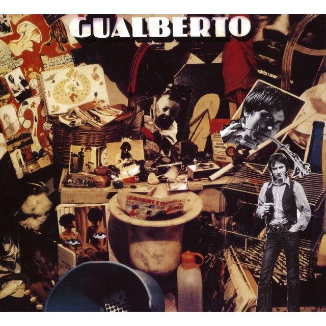 Gualberto A LA VIDA AL DOLOR Vinyl Record