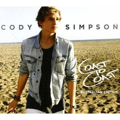 Cody Simpson COAST TO COAST (AUSTRALIAN EDITION) CD