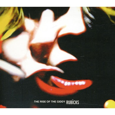 Rubicks RISE OF THE GIDDY08/11CC CD