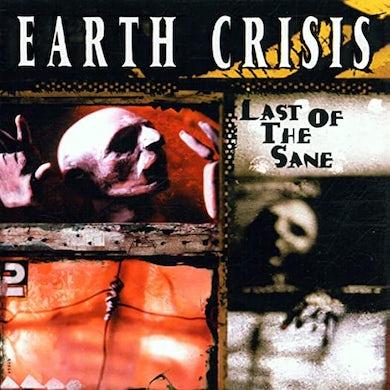 Earth Crisis  LAST OF THE SANE (LP) (OZ EXCLUSIVE) Vinyl Record