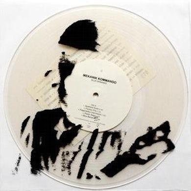 Mekanik Kommando BLUE BANANAS Vinyl Record