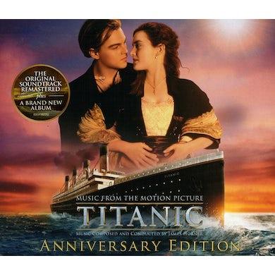 James Horner TITANIC: ORIGINAL MOTION PICTU CD