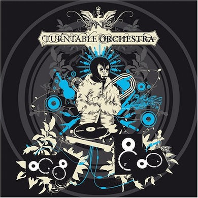 Dj Crates TURNTABLE ORCHESTRA Vinyl Record - Sweden Release