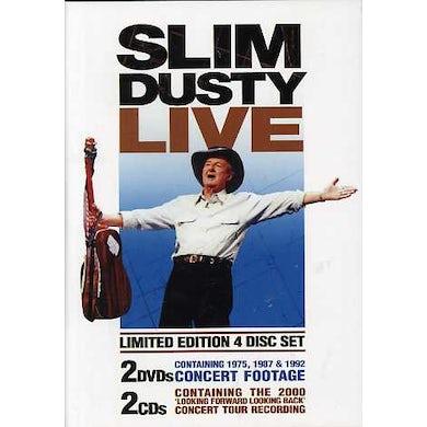 SLIM DUSTY LIVE CD