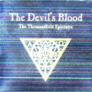 Devil'S Blood THOUSANDFOLD EPICENTRE (BOOK PACK) CD