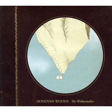 Donovan Woods WIDOWMAKER CD