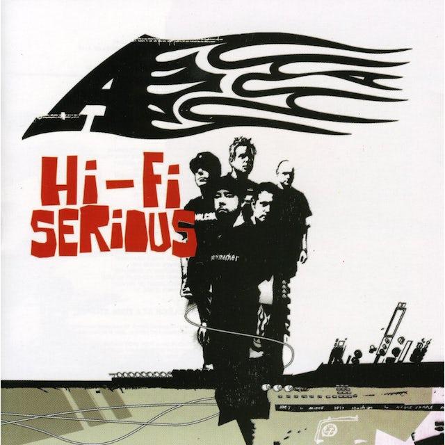 a HI-FI SERIOUS CD