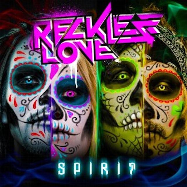 Reckless Love SPIRIT CD