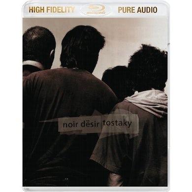 Noir Desir TOSTAKY DVD Audio