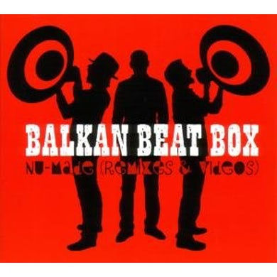 Balkan Beat Box NU MADE CD