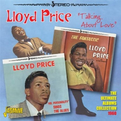 Lloyd Price TALKING ABOUT LOVE CD