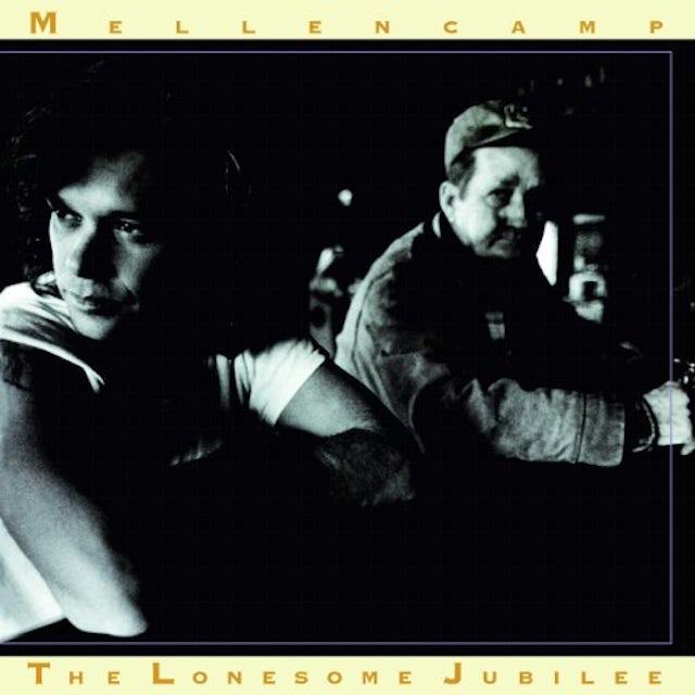 John Mellencamp LONESOME JUBILEE Vinyl Record - Holland Release