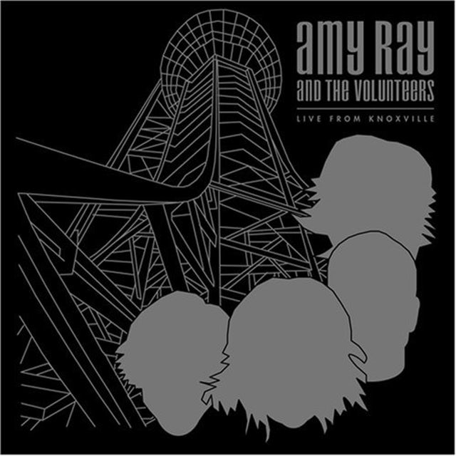 Amy Ray LIVE FROM KNOXVILLE CD
