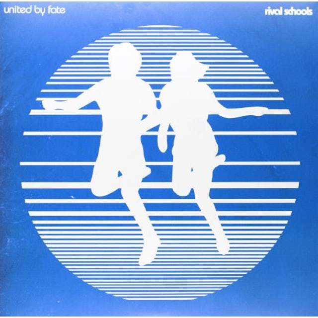 Rival Schools UNITED BY FATE Vinyl Record