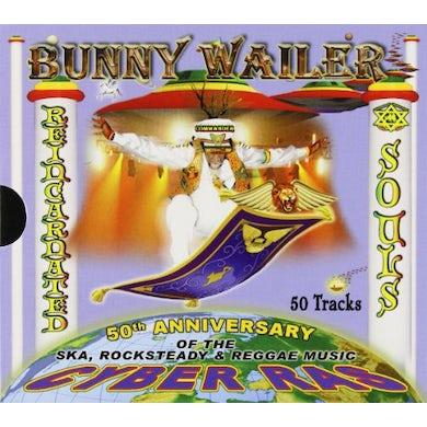Bunny Wailer REINCARNATED SOULS CD