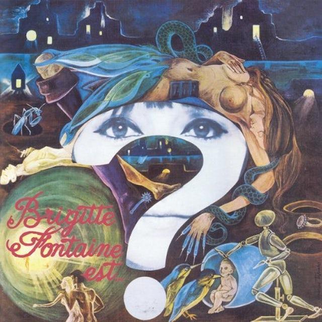 Brigitte Fontaine EST FOLLE CD
