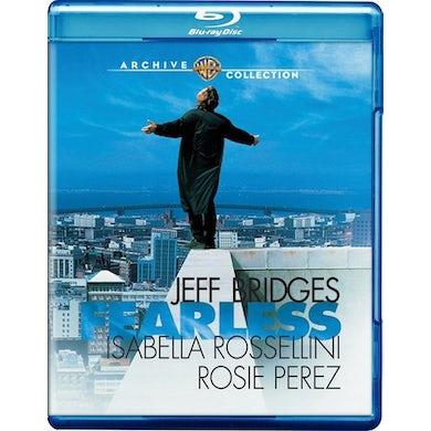FEARLESS Blu-ray