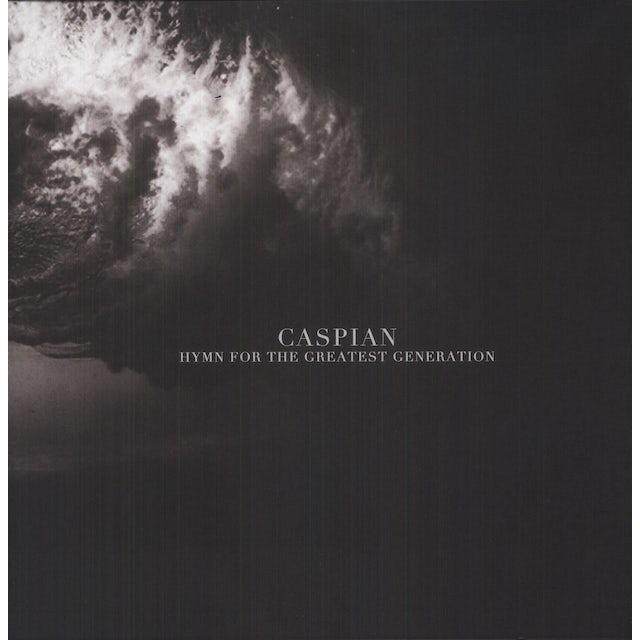 Caspian HYMN FOR THE GREATEST GENERATION Vinyl Record
