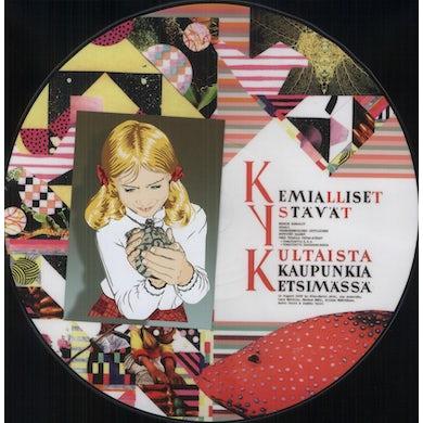 Kemialliset Ystavat KULTAISTA KAUPUNKIA Vinyl Record