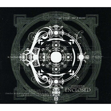 Dj Hidden ENCLOSED CD