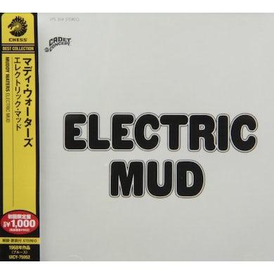 Muddy Waters ELECTRIC MUD CD