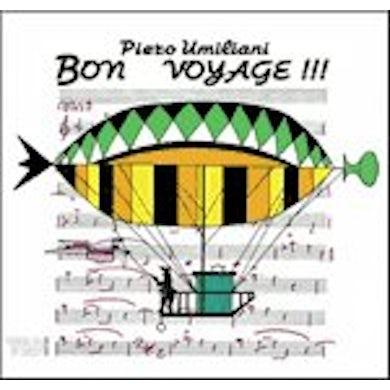 Piero Umiliani BON VOJAGE / Original Soundtrack CD