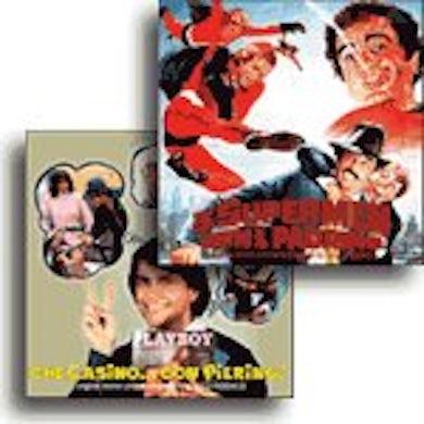 Nico Fidenco CHE CASINO CON PIERINO / 3 SUPERMEN CONTR / Original Soundtrack CD