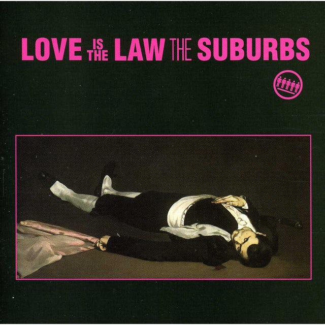Suburbs LOVE IS THE LAW CD