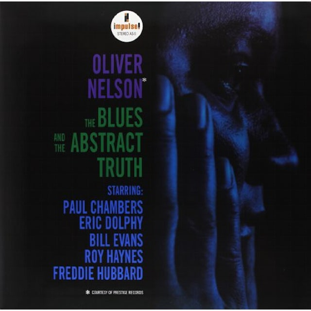Oliver Nelson BLUES & THE ABSTRACT TRUTH Vinyl Record - 180 Gram Pressing