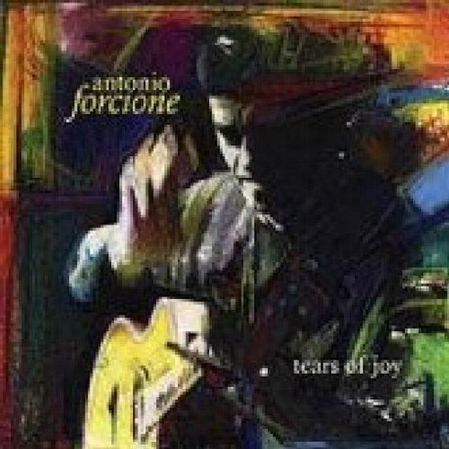 Antonio Forcione TEARS OF JOY Vinyl Record
