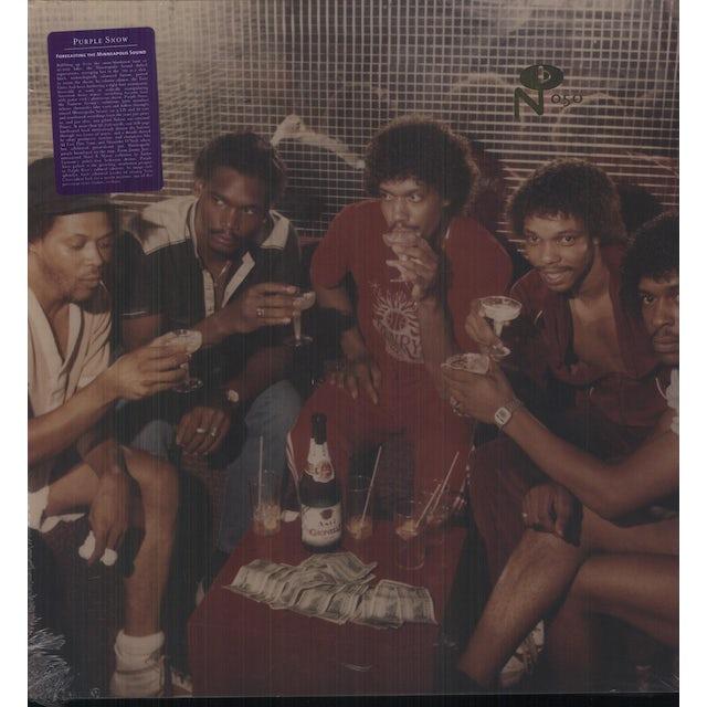 Purple Snow: Forecasting The Minneapolis / Various Vinyl Record