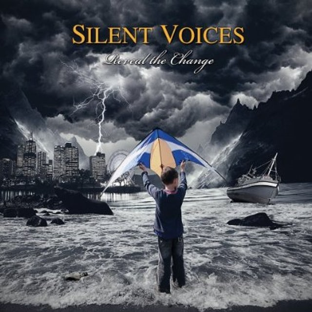 Silent Voices REVEAL THE CHANGE CD