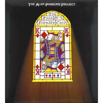 Alan Parsons Project TURN OF A FRIENDLY CARD Vinyl Record