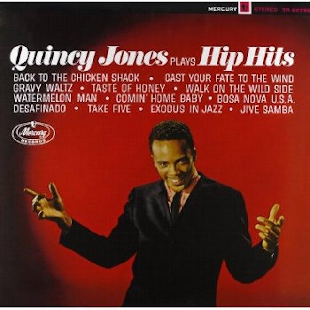 Quincy Jones PLAYS HIP HITS Vinyl Record