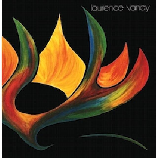 Laurence Vanay GALAXIES CD