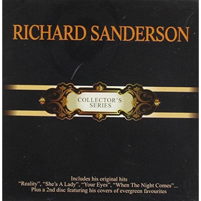 Richard Sanderson COLLECTOR'S SERIES CD