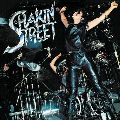 SHAKIN STREET CD