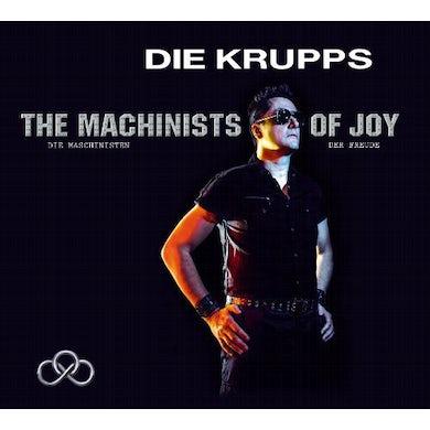 Die Krupps MACHINISTS OF JOY (Vinyl)
