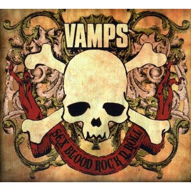 The Vamps SEX BLOOD ROCK N ROLL CD