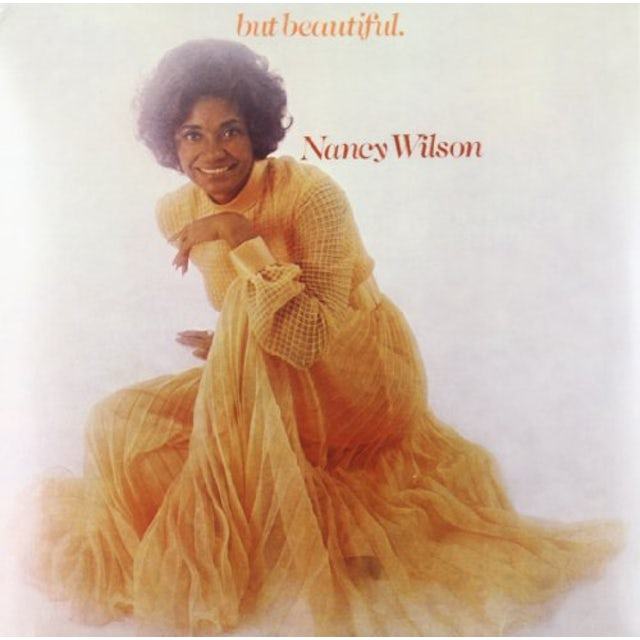 Nancy Wilson BUT BEAUTIFUL Vinyl Record